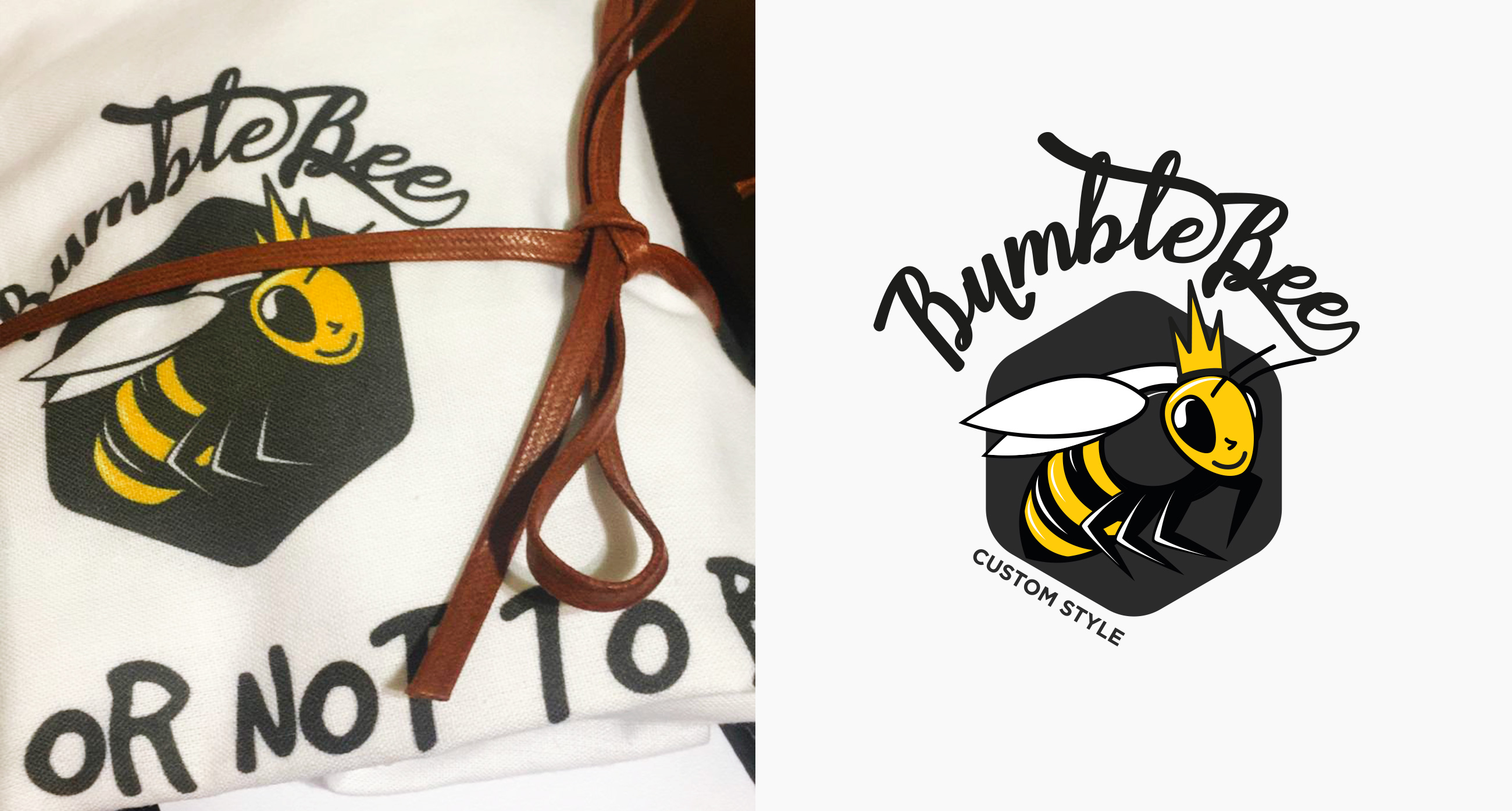 Bumble Bee logo design
