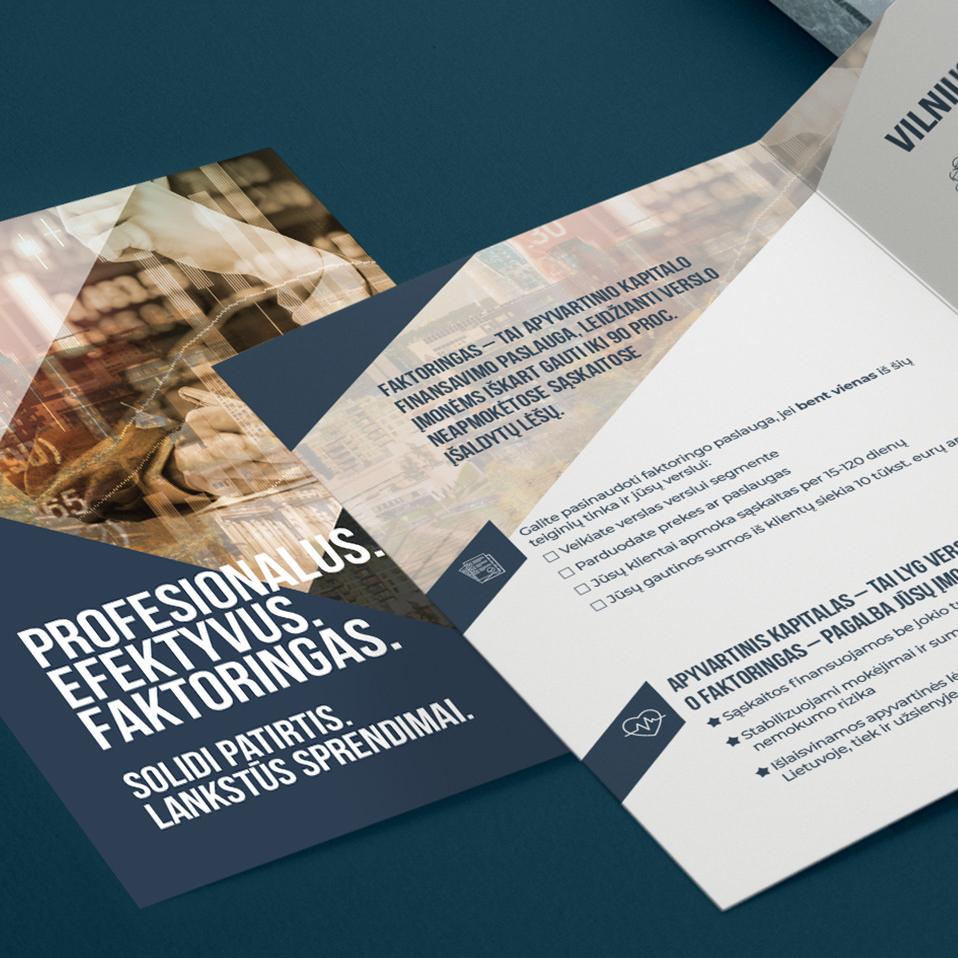VFC Brochure Design