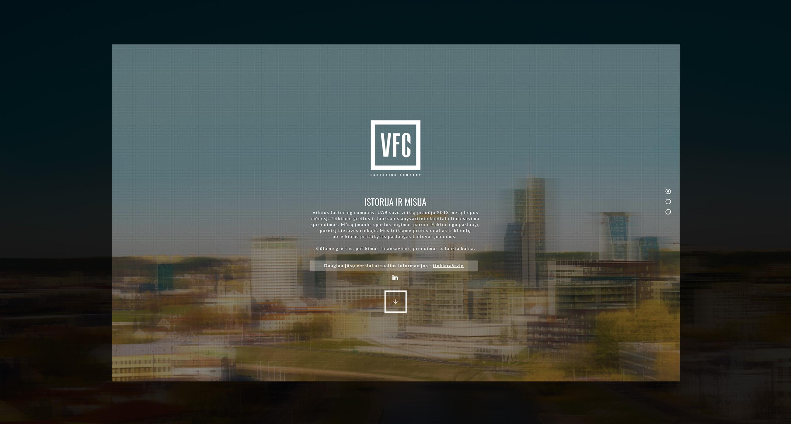 VFC sito web